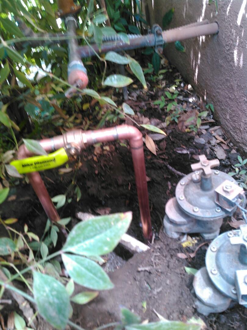 Los Angeles, CA - Sprinkler system repairs
