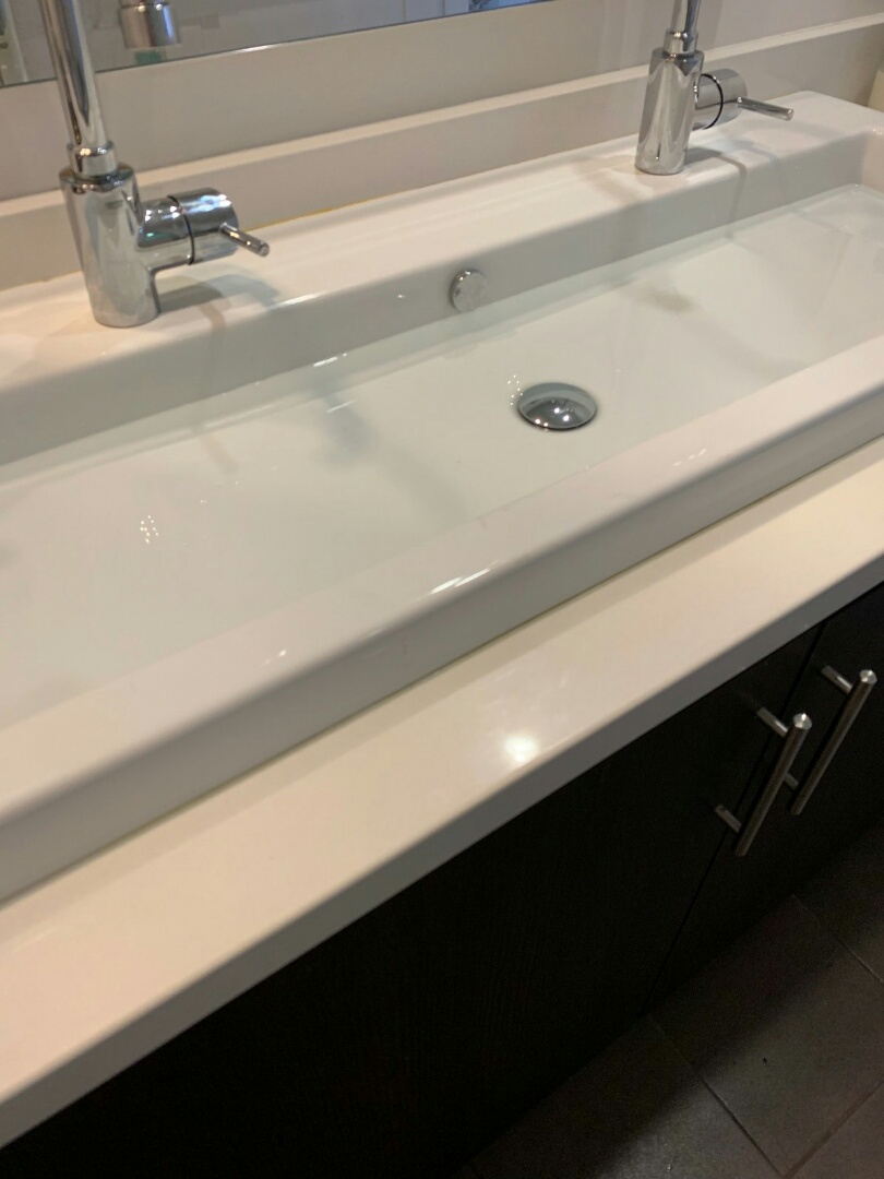 Glendale, CA - Cleared a lavatory sink stoppage $99