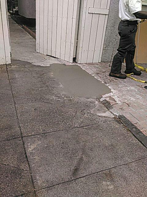 West Hollywood, CA - Main sewer line spot repair