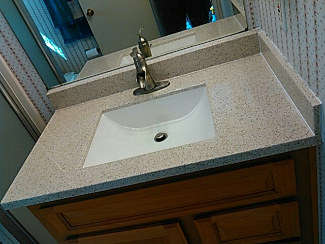 Torrance, CA - New vanity and faucet install