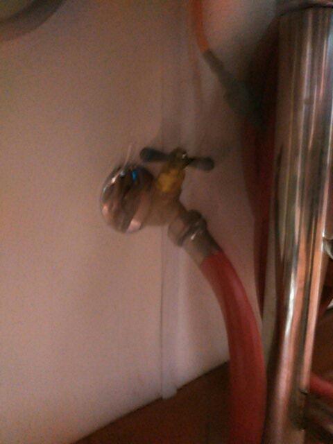 Mission Viejo, CA - Installed hose spiggot