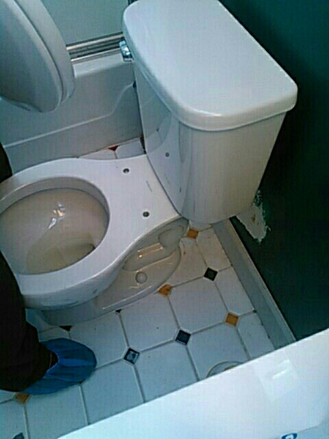 Simi Valley, CA - Toilet repair