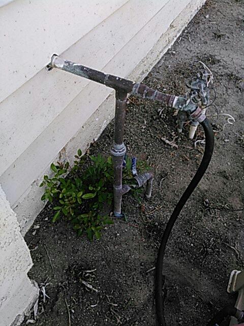 Irvine, CA - Misc plumbing