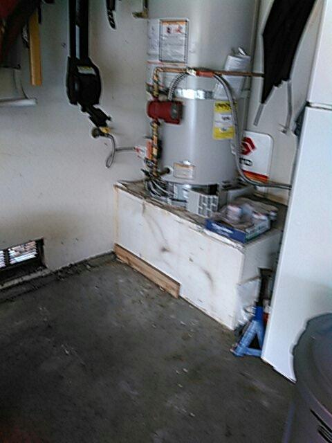 Laguna Hills, CA - Water heater repair