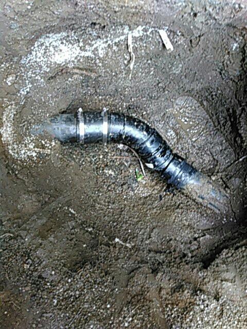 Norco, CA - Sewer repair