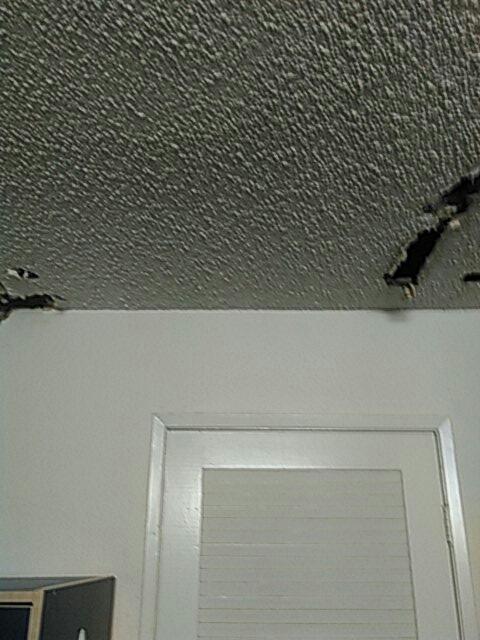 Diamond Bar, CA - Leaking ceiling