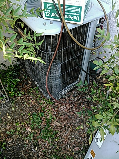 Mission Viejo, CA - A/C repair