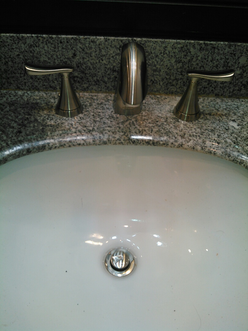 Simi Valley, CA - Installed customer supplied faucet