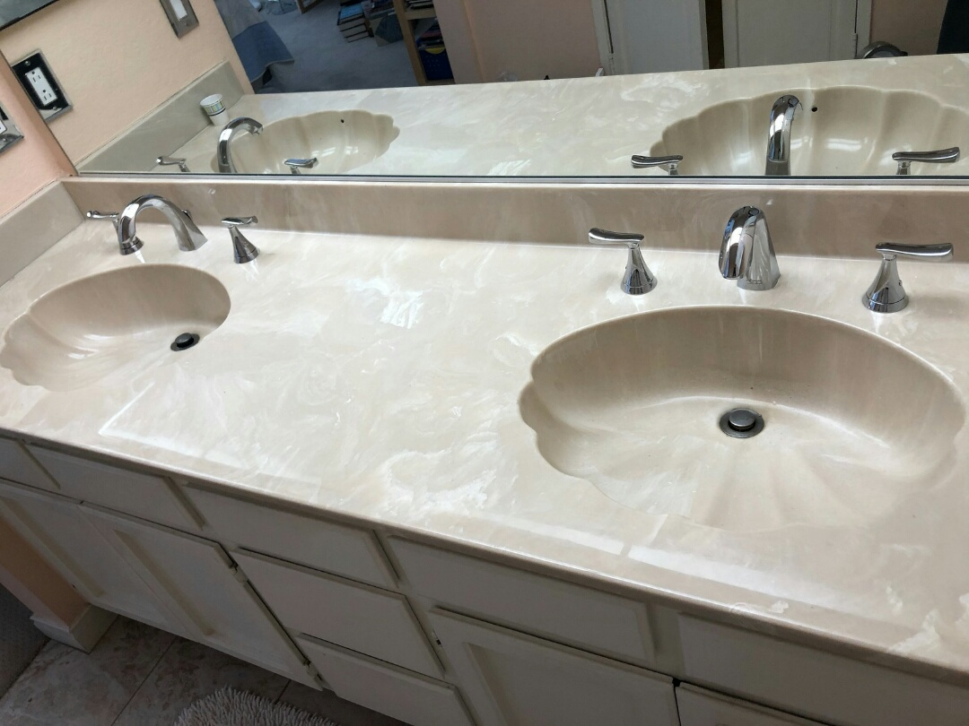 Chino, CA - Bathroom sink