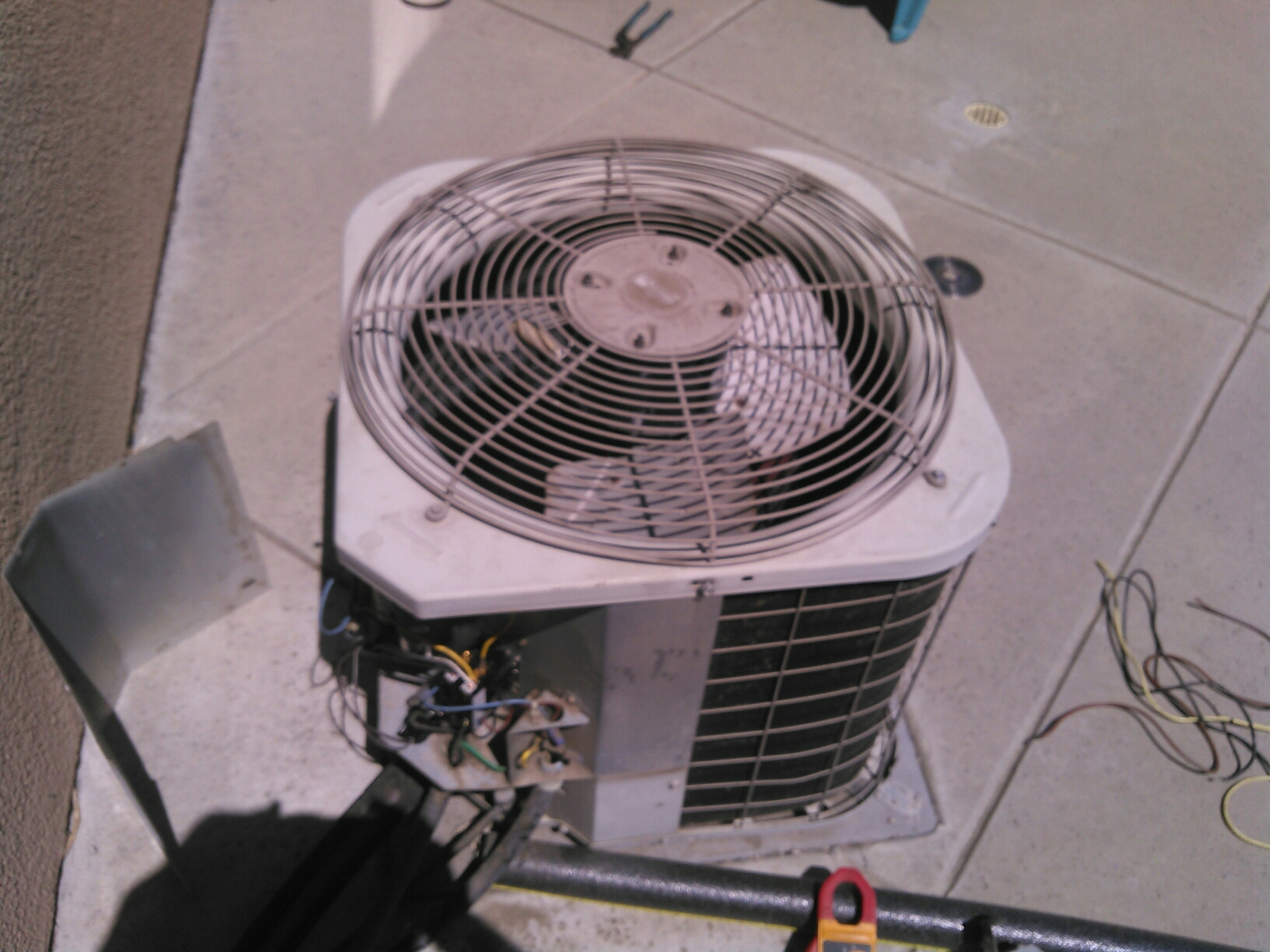 Diamond Bar, CA - A/C repair and preventive maintenance