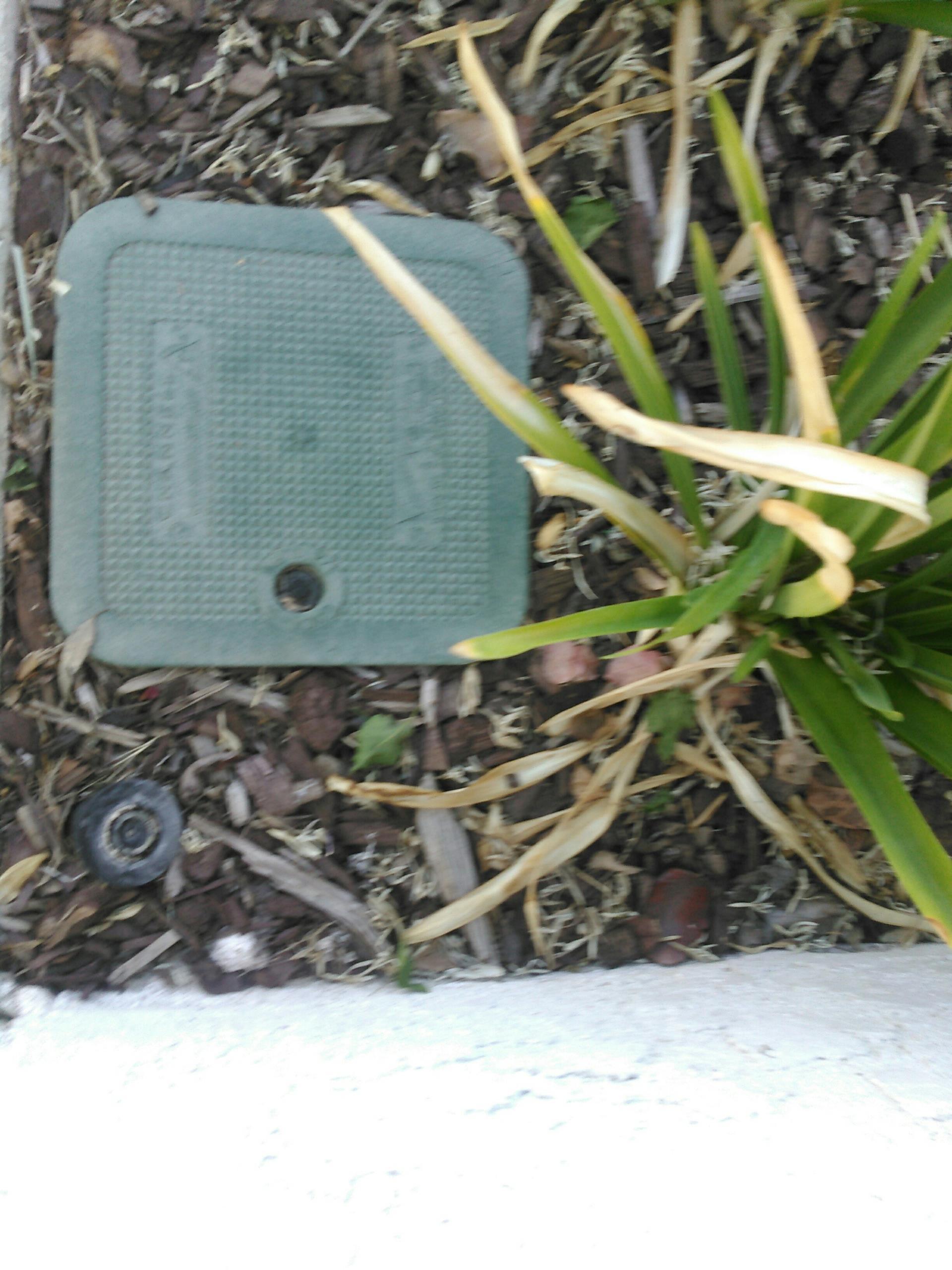 La Verne, CA - Toilet repair / and irrigation valve controller estimate