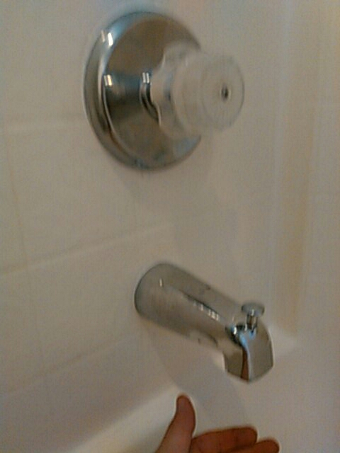Trabuco Canyon, CA - Repaired shower faucet