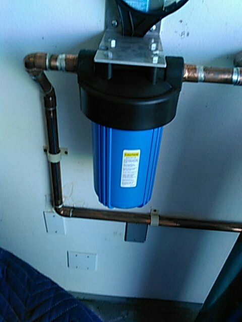 Ladera Ranch, CA - Repaired disposal changed filter
