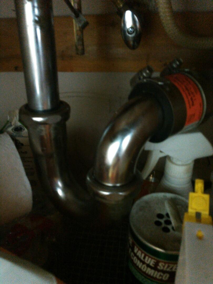 Covina, CA - Kitchen stoppage