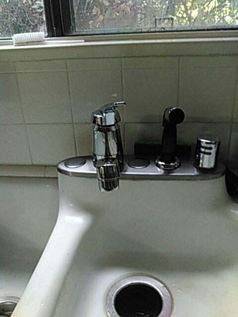Redondo Beach, CA - Installed kitchen faucet