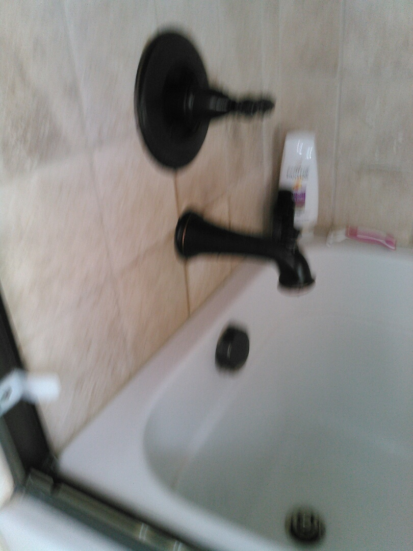 Laguna Hills, CA - Remove and replace spout for tub shower
