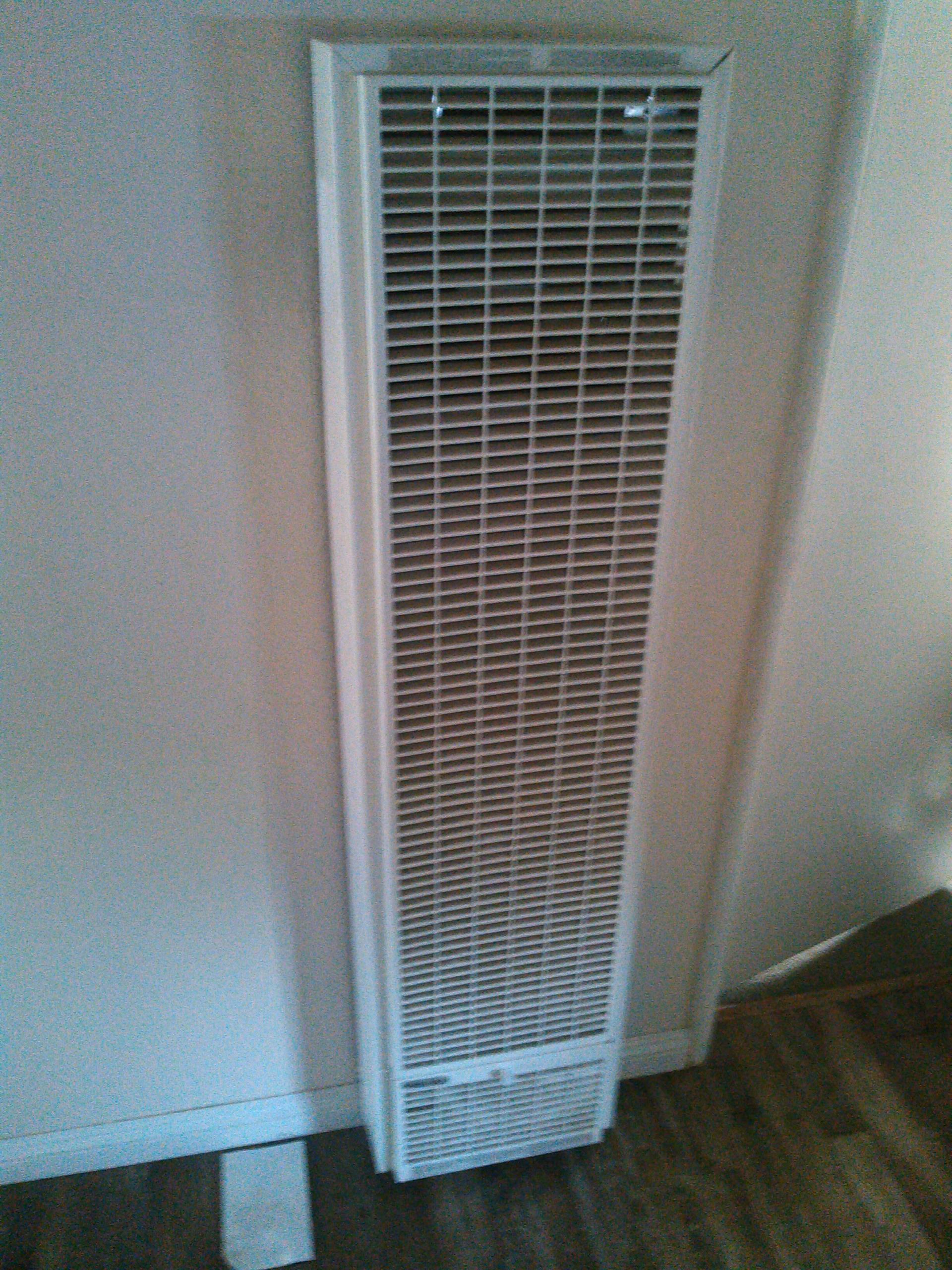 Baldwin Park, CA - Wall heater service call high limit switch reset