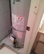 Laguna Hills, CA - Water heater repair