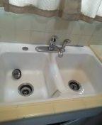 Altadena, CA - Faucet install