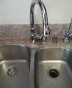 Pasadena, CA - Kitchen faucet install