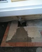 San Clemente, CA - Leak valve