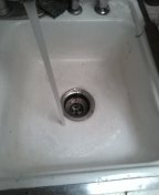 Trabuco Canyon, CA - Clear kitchen drain