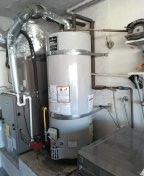Orange, CA - Water heater install