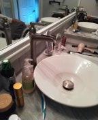 Aliso Viejo, CA - Repair lav  sink