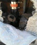 Pasadena, CA - Replace kitchen and washing machine drain