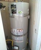 Aliso Viejo, CA - Install water heater