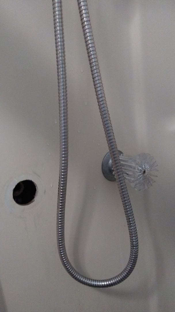 Duarte, CA - Rebuild 2 hadle shower valve that home owner attempted to fix