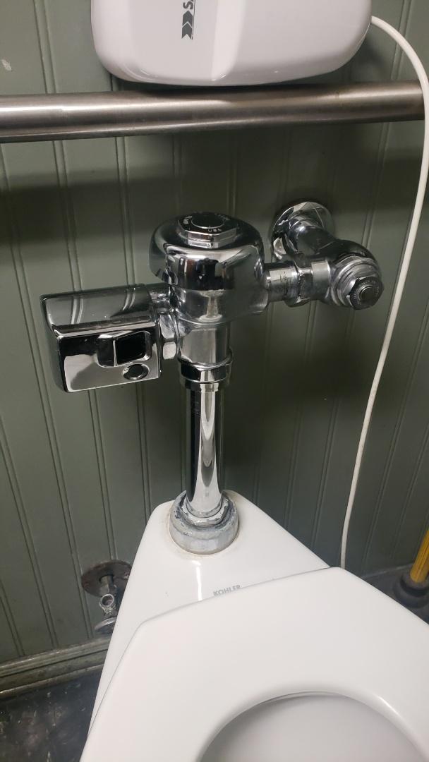 Sloan valve repair