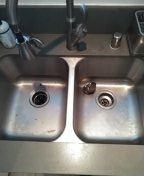 West Hollywood, CA - Kitchen sink stoppage