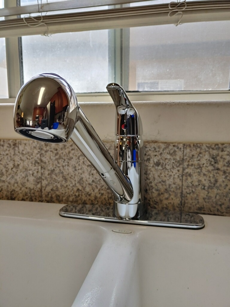 Gardena, CA - Kitchen Faucet Installation