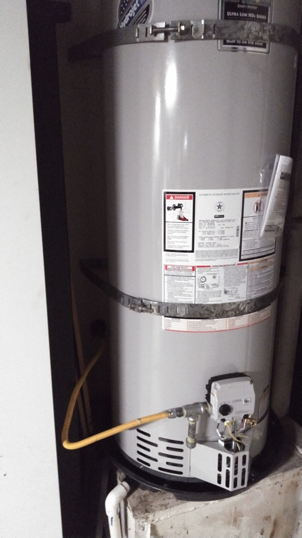 San Dimas, CA - Installed water line and repaired water heater