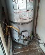 Laguna Hills, CA - Replace gas control valve under warranty