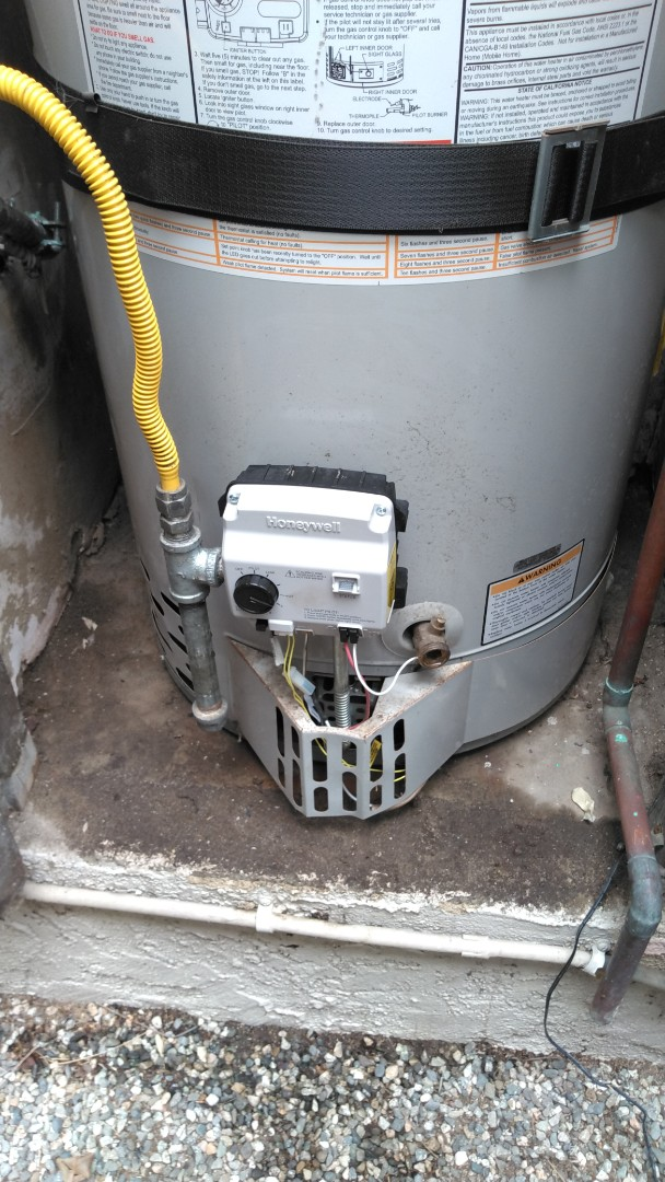 Lomita, CA - Water Heater Repair