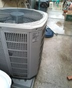 Tustin, CA - Replace a/c unit with new