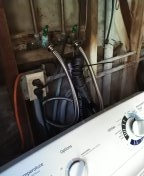 Laguna Beach, CA - Replace laundry hoses