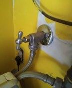 Tustin, CA - Washing Machine Hose Bibb Install