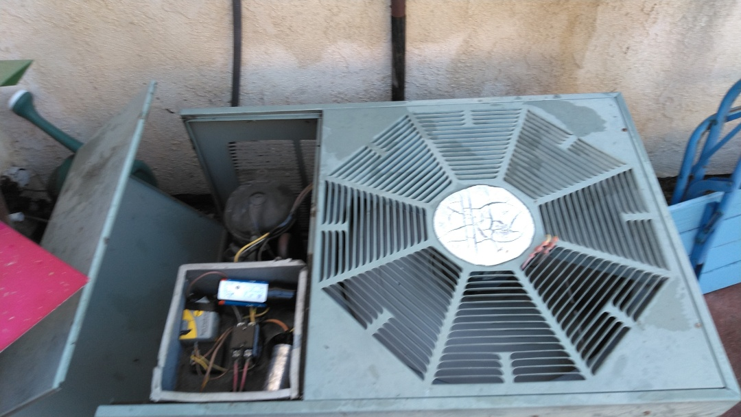 Walnut, CA - A/C repair