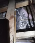 Walnut, CA - Leak repair attic 3/4 pipe pin holes
