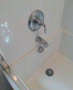 Irvine, CA - Replace tub diverter spout