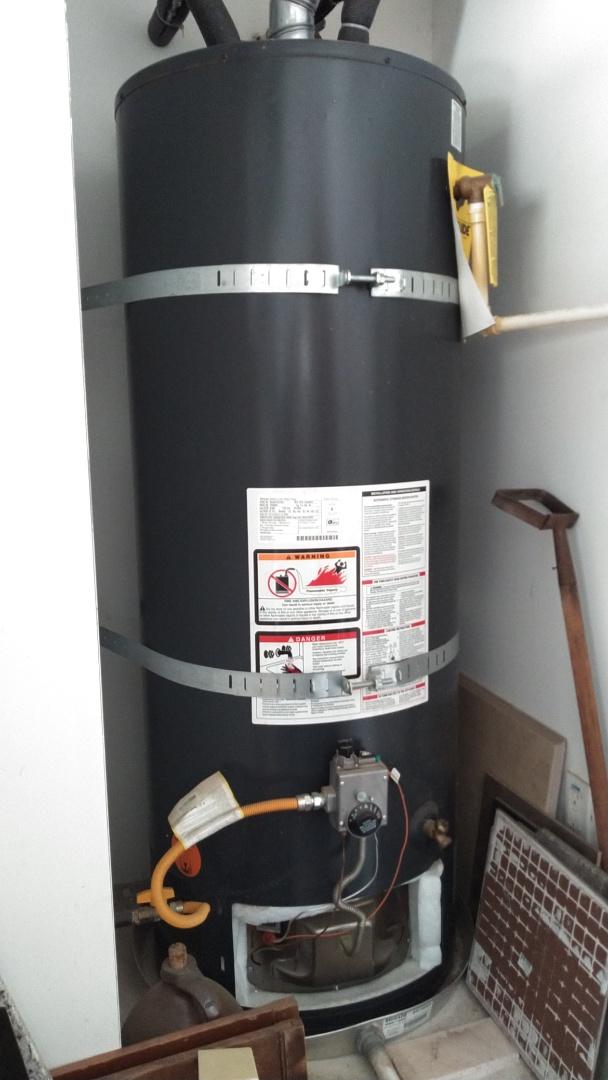 Rancho Cucamonga, CA - Water heater repair- estimate only