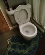 Corona, CA - Toilet Stoppage- Auger