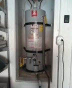 El Segundo, CA - Water heater brought up to code