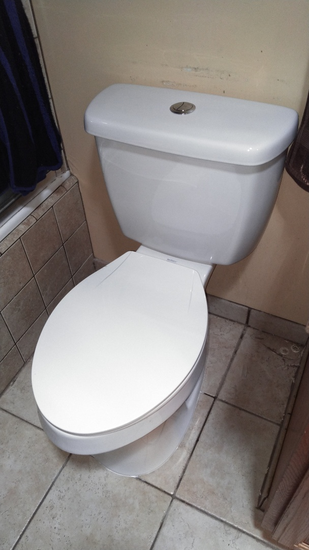 Claremont, CA - Toilet installation