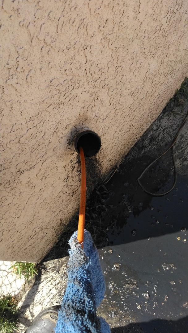 West Covina, CA - Kitchen Stoppage hydro jet