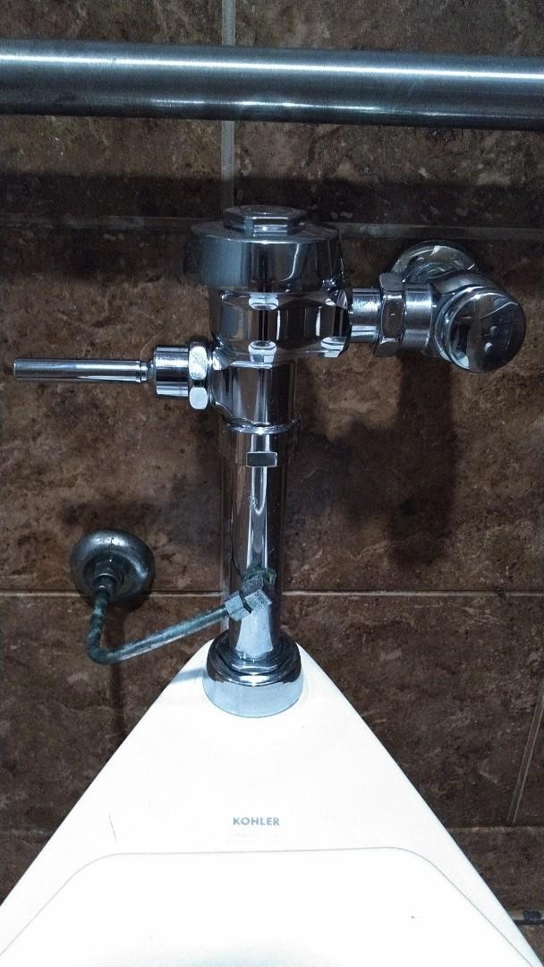 Pomona, CA - Misc plumbing toilet repair  flush valve replacement