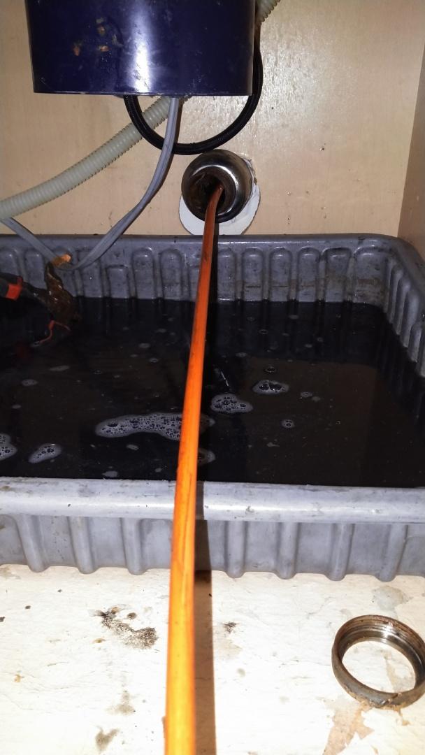 West Covina, CA - Kitchen sink Stoppage hydro jet